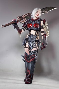 This Guild Wars 2 Warrior Is Ready For Battle