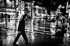 Dramatic Rain