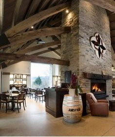 Amisfield Winery Heritage Center, Holiday Destinations, New Zealand, Vineyard, Scenery, Interior, Beautiful, Design, Home Decor