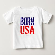 Born Usa America by VIMAGO