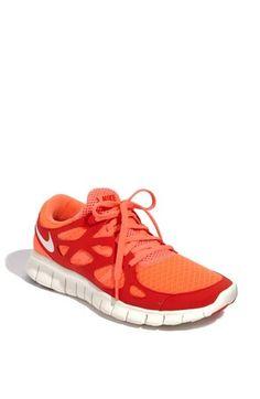 15 - Nike Free Run 2 Womens Max Orange White