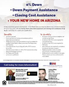 You can now purchase a home in Arizona with zero down!!! Purchase a home in Arizona with ZERO down!!! Your Arizona Luxury Real Estate Specialist. www.nicholasmcconnell.com 480-323-5365. With over 20 years of experience! Selling Real Estate, Real Estate Investing, Mountain Property For Sale, Bank Owned Homes, Real Estate Courses, Becoming A Realtor, Real Estate School, Realtor License, Million Dollar Homes