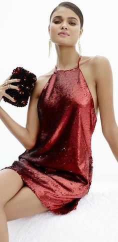 Holiday Outfits Classy Sparkle New Ideas Style Work, Mode Style, Holiday Fashion, Holiday Outfits, Holiday Style, Club Dresses, Sexy Dresses, Color Bordo, New Years Outfit