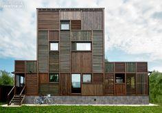 6 casas de madeira que unem tecnologia e sustentabilidade - Casa