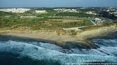 A Terceira Dimensão - Fotografia Aérea: Praia da Fonte dos Soldados