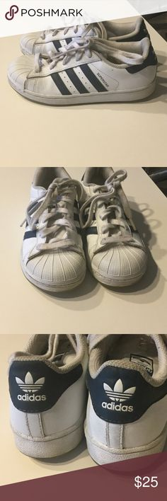 Kids Superstar adidas Used...good condition adidas Shoes Sneakers