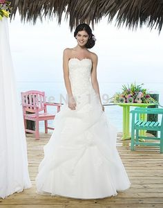 >> Click to Buy << Free Shipping Top Detachable Wedding Dresses 2014 Appliques Bridal Gowns Sweetheart Beaded Organza Vestido De Noiva WH941 #Affiliate