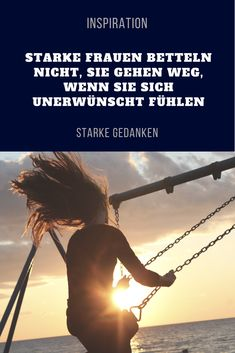 Starke Frauen betteln nicht, sie gehen weg, wenn sie sich unerwünscht fühlen I Will Rise, Bad Relationship, Deep Blue Sea, Meaningful Words, Powerful Women, Strong Women, Stay Strong, Good Vibes, Deep Thoughts