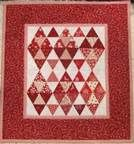 Red And White Modern Quilt - Bing Images