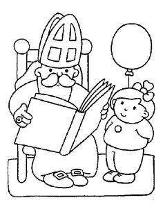 Saint Nicholas, Colorful Drawings, Colouring Pages, Activities For Kids, Kindergarten, Saints, Avatar, Seasons, Winter