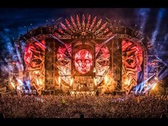 #Mysteryland #2k17 #Endshow #Qdance!   it was a great day :)