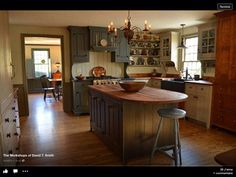 Oh please can I have this kitchen?!