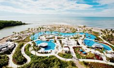 Grand Luxxe in Puerto Vallarta, Mexico.... it is total relaxation!