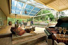 Stratco Outback Gable Roof | Install A Veranda