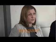 Tanja Rahm om sin ovgrebsopvægst og senere prostitution 14 min.