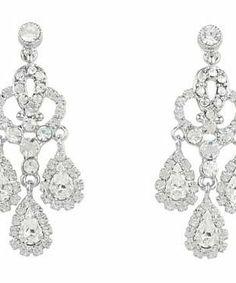 Nina E-Stacia Earrings #accessories #jewelry #earrings https://www ...
