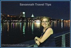 25 Savannah Travel Tips -- use these tips to plan your vacation to the oldest planned city in America! http://familytravelsonabudget.com/georgia/25-savannah-travel-tips/