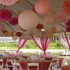 1000 images about graduation party on pinterest for Baby shower canopy decoration