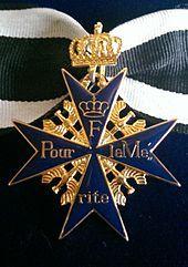 Pour le Mérite – Wikipedia