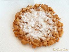 Funnel Cake {Easy & Homemade}