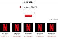 Cómo hackear una cuenta de Netflix y ver Netflix gratis!!