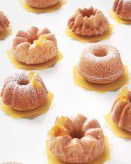 Mini Bundt Cakes from Martha Stewart