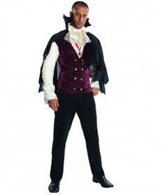 Vampire Costume - Very Cool Vampire Adult Costume | Blossom Costumes