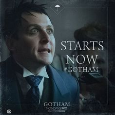 🚨 #Gotham is on your TV again. 🚨 Head to @foxtv right NOW.gothamonfox