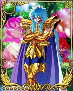 Afrodita - Piscis - Saint Seiya - Caballeros del Zodiaco