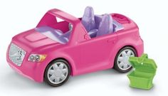 Amazon Toy Deal:  Fisher-Price Loving Family Convertible Car Playset for $6.99, down from $15.99!