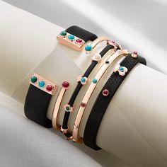 TOUS® Jewelry store , Jewelers since 1920 💎 Bangle Bracelets, Bangles, Jewelry Watches, Pandora, My Style, Womens Fashion, Gifts, Secret Obsession, Jewerly