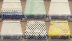 Mio-sims - Pillows & Blankets
