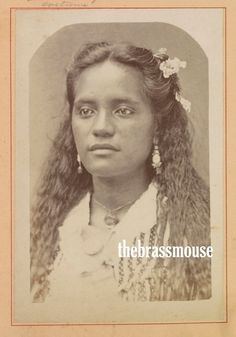 Hawaiian Woman, Hawaiian Art, Vintage Black Glamour, Vintage Beauty, Vintage Hair, Vintage Photographs, Vintage Photos, History Of Photography, Life Photography
