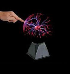 Cool - décorez la chambre de votre ado avec une boule Plasma de la Boutique Scientique au Musée #CadeauxScience
