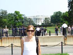 Casa Blanca, residencia oficial y principal centro de trabajo del presidente de los Estados Unidos.