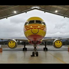 A really happy DHL B757F @airbus_aviation123