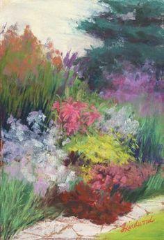 Marie's Palette- Gretha Lindwood