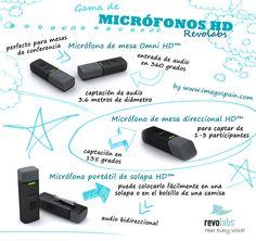 Descubre la gama de micrófonos inalámbricos de alta calidad y alta definición (HD) de Revolabs http://imagospain.blogspot.com.es/2012/06/microfonos-inalambricos-hd.html ¿Cuál os gusta más?