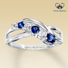Also WANT this white and blue sapphire ring! Also WANT this white and blue sapphire ring! Sapphire Jewelry, Sapphire Earrings, Blue Sapphire Rings, Diamond Jewelry, Emerald Rings, Ruby Rings, Sapphire Pendant, White Sapphire, Pretty Rings