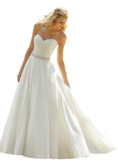 Roselin Women's Sweet Prinecess Wedding Dress 6 White Roselin http://www.amazon.com/dp/B00F527W5O/ref=cm_sw_r_pi_dp_ndLDub1XN0D34