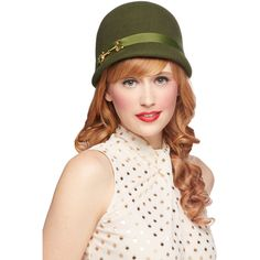 Spruce Your Head Cloche $47