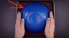 Drücke eine Schüssel auf Blechkuchen. Das ist genial! - YouTube