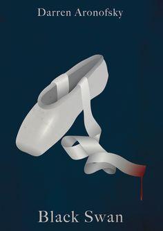 Black Swan | Minimalist Movie Poster