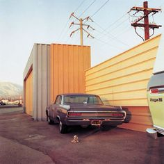 WILLIAM EGGLESTON - Cadillac