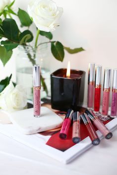 Find out why I love Anastasia liquid lips so much over on the blog along with some other amazing brands too!