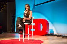 Maysoon Zayid, TEDWomen 2013.