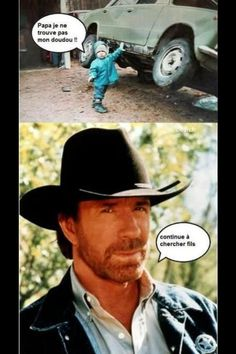 We all know Chuck Norris, The american martial artist, actor, film producer and screenwriter. But the internet always make fun of celebrities and especially chuck norris. Funny Shit, Wtf Fun Facts Funny, Hilarious Memes, Funny Stuff, Memes Humor, Jokes, Funny Humor, Chuck Norris Memes, Funny Images