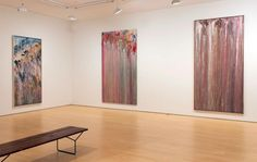 """Slideshow:Larry Poons """"Choral Fantasy"""" at Loretta Howard Gallery by Scott Indrisek (image 1) - BLOUIN ARTINFO, The Premier Global Online Destination for Art and Culture 