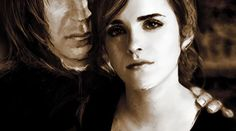 Photo of SS/HG for fans of Hermione & Severus 27908367 Severus Snape Always, Snape And Hermione, Alan Rickman Severus Snape, Hermione Granger, Harry Potter Universal, Harry Potter World, The Empress, Fanfiction, Fictional Characters