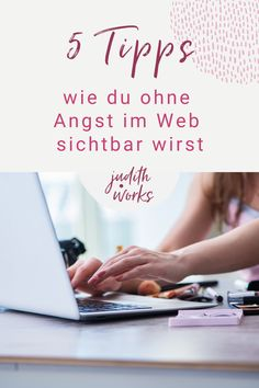 Website Layout, E-mail Marketing, Content Marketing, Im Online, Judith, Angst, Online Business, Article Writing, Learning To Write